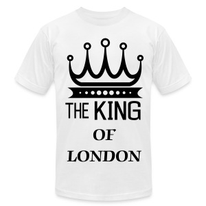 KING OF LONDON - Men's Fine Jersey T-Shirt
