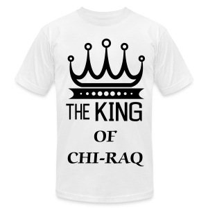 KING OF CHICAGO - Men's Fine Jersey T-Shirt