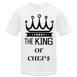 KING OF CHEFS - Men's Fine Jersey T-Shirt