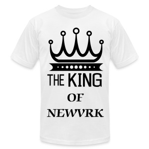 KING OF NEWARK - Men's Fine Jersey T-Shirt