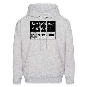 Kurt Boone Authentic New York Logo Hoodie - Men's Hoodie