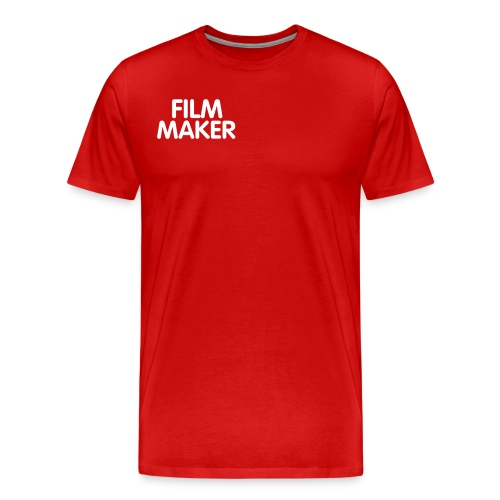 Film Maker - Men's Premium T-Shirt