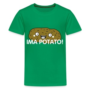 IMA POTATO  - Kids' Premium T-Shirt