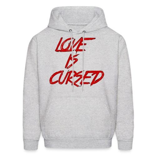 Love Is Cursed - Men's Hoodie
