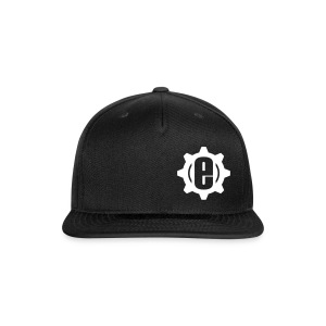Engineeer Lid Black - Snap-back Baseball Cap