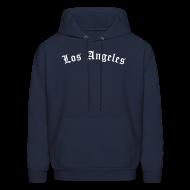 Hoodies ~ Men's Hoodie ~ Los Angeles Hoodie