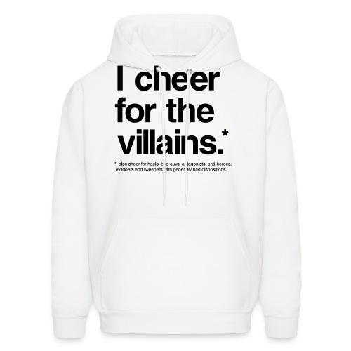 Villains (Men, Hoodie) - Men's Hoodie