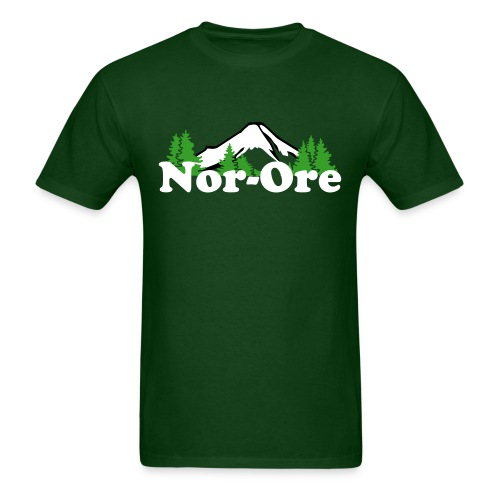 NorOre - Men's T-Shirt