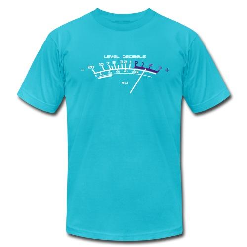 Analog VU Meter - Men's Fine Jersey T-Shirt