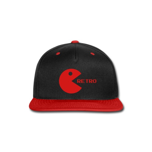 retro cap - Snap-back Baseball Cap