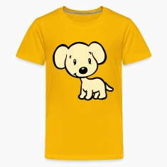 Funny Puppy (it wasn't me) - 2 colors Kids' Shirts