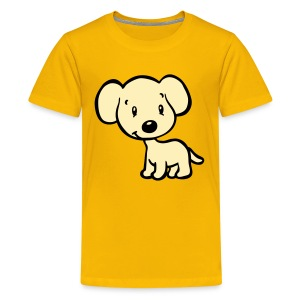 Funny Puppy - Kids' Premium T-Shirt
