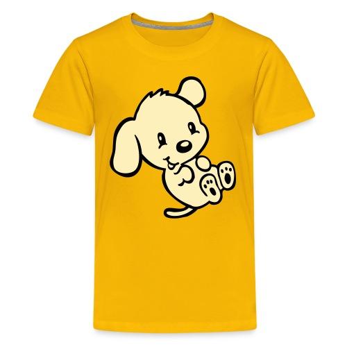 Funny Puppy - Kids' Premium T-Shirt