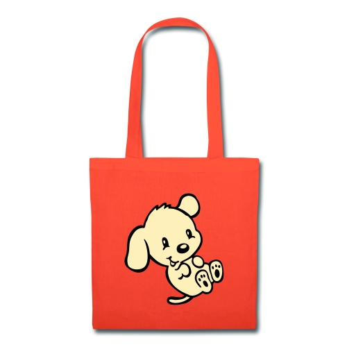 Funny Puppy - Tote Bag
