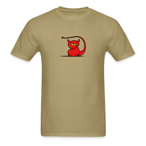 Cartoon Devil Shirt - Men's T-Shirt