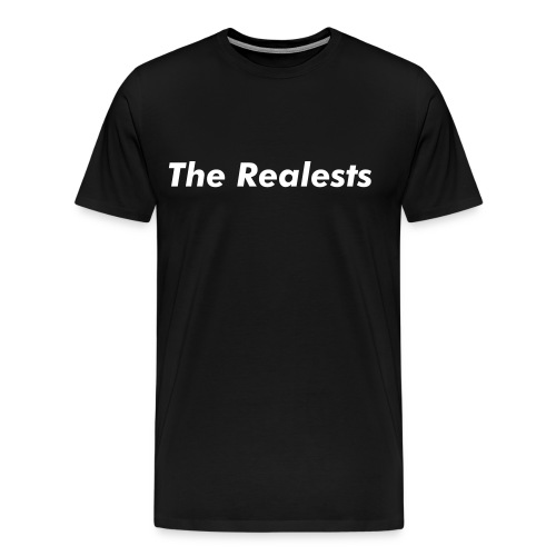 The Realests Tee - Men's Premium T-Shirt