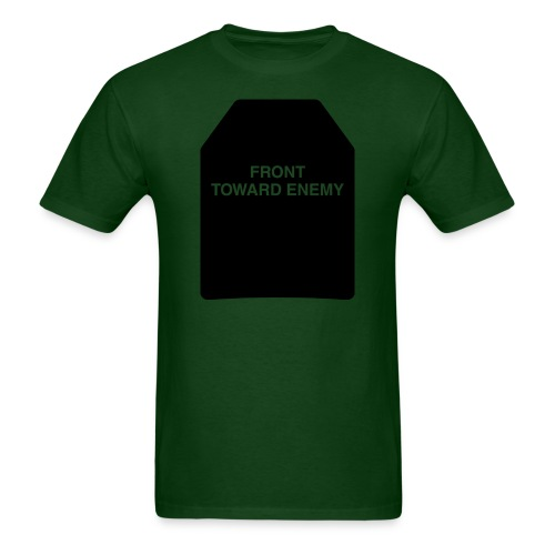 SHM Front Toward Enemy T-Shirt - Men's T-Shirt