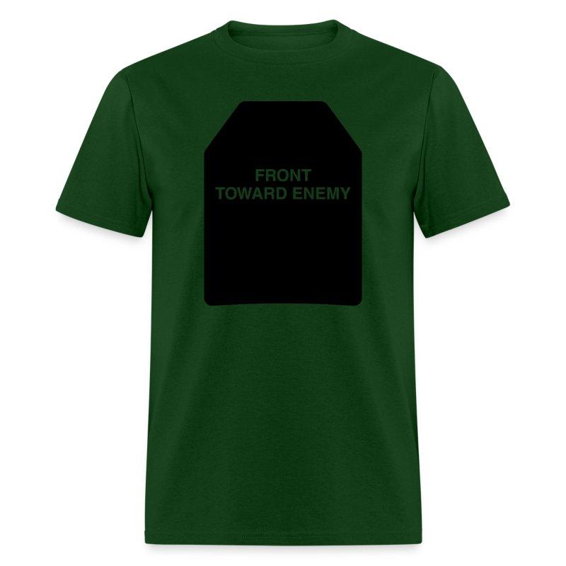 SHM Front Toward Enemy T-Shirt - Men's T-Shirt