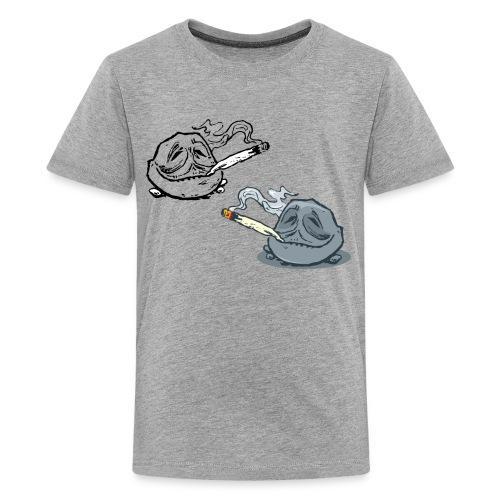 STONED CHRONICALS. - Kids' Premium T-Shirt