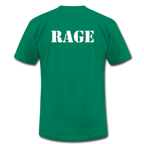Rage 2.0 - Men's Fine Jersey T-Shirt