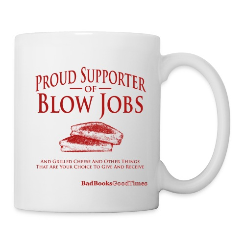 Proud Supporter - mug - Coffee/Tea Mug
