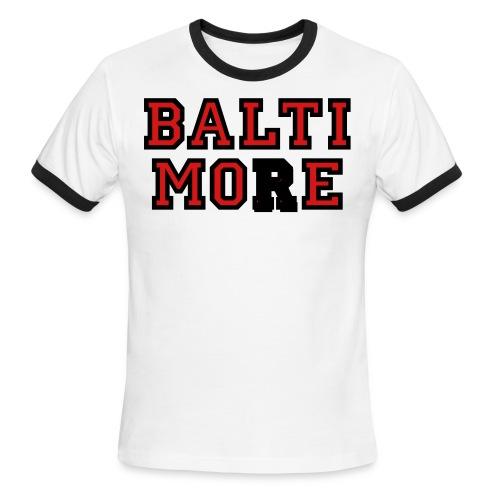 Baltimore Tee - Men's Ringer T-Shirt
