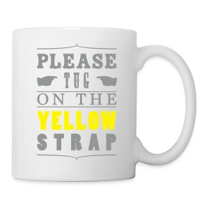 Please Tug Mug - Solid - Coffee/Tea Mug