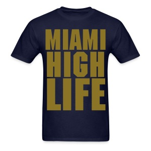 MHL MACHINE - Men's T-Shirt