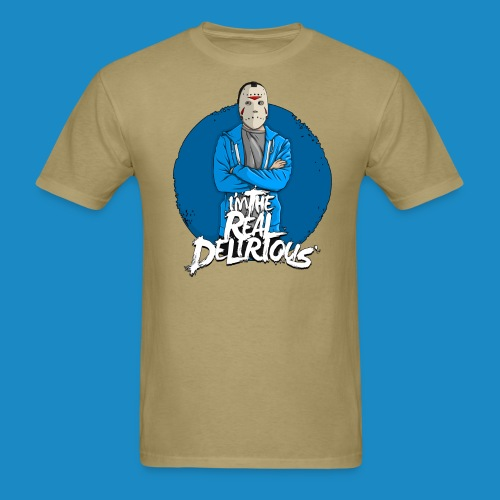 Real Delirious Shirt - Men's T-Shirt