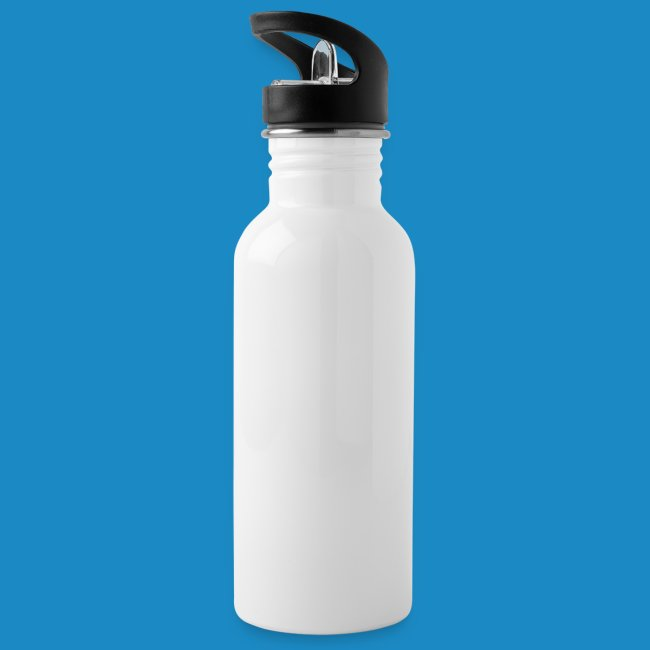Real Delirious Water Bottle