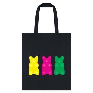 Gummy bear Bag - Tote Bag