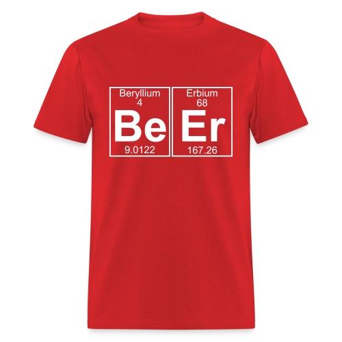Be Er T-Shirt - Men's T-Shirt