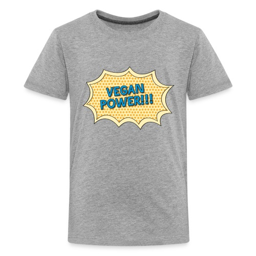 Vegan Power T - Kids' Premium T-Shirt