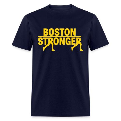 Boston Stronger - Men's T-Shirt