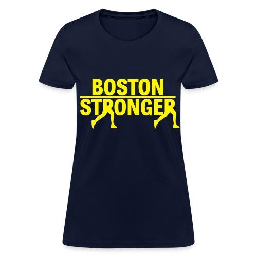 Boston Stronger - Women's T-Shirt