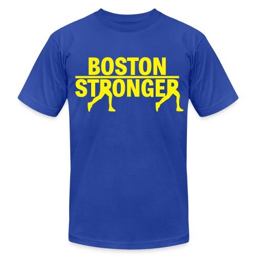 Boston Stronger - Men's Fine Jersey T-Shirt
