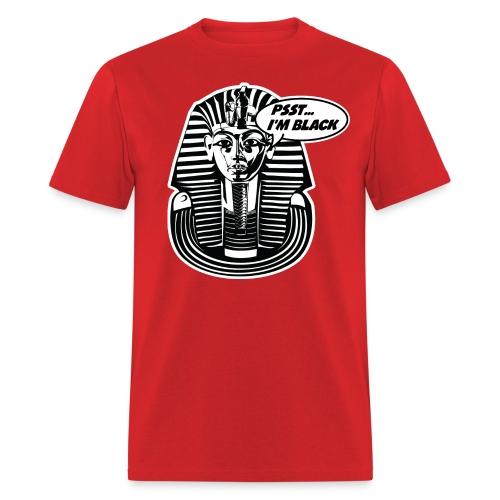 King Tut I'm Black Tee - Men's T-Shirt