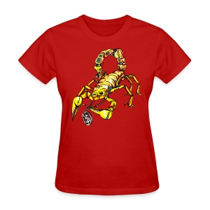 Mr. Scorpion - Women's T-Shirt