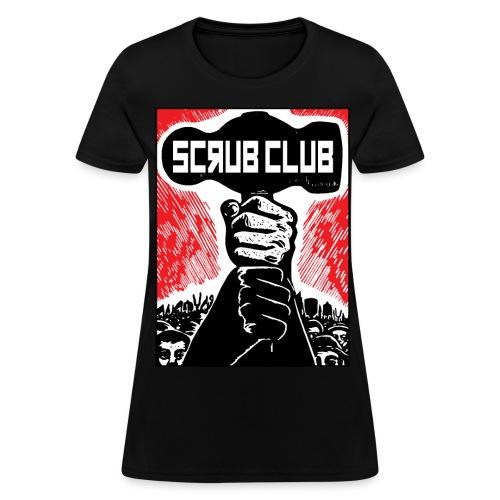 Drop the Hammer - Women's T-Shirt