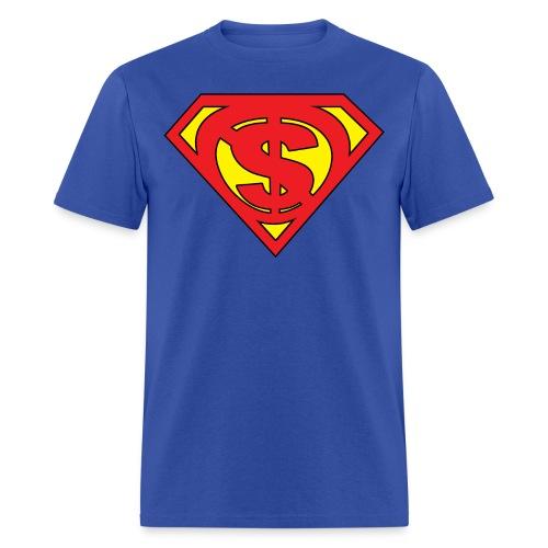 Solar Powered - Men's T-Shirt