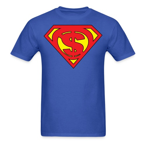 Solar Powered - Men's T-Shirt
