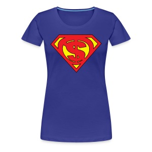 Solar Powered - Women's Premium T-Shirt
