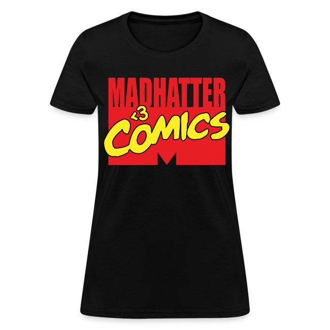 MadHatter Loves Comics