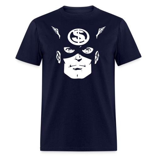 Cap'n Merca - Men's T-Shirt