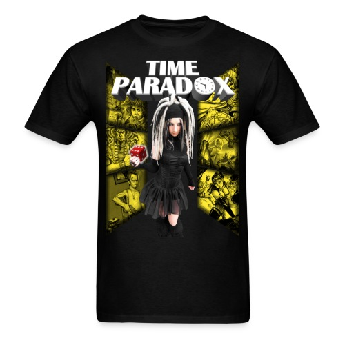Triplesix Paradox - Men's T-Shirt