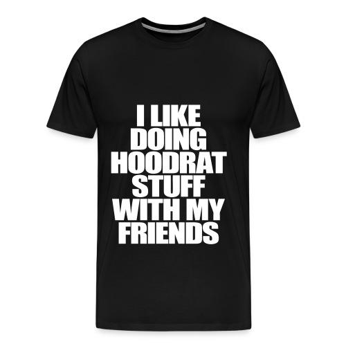 ONLY HABESHA tho - Men's Premium T-Shirt