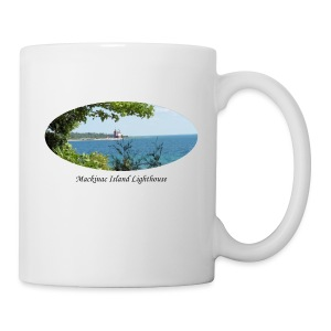 Mackinac Island Lighthouse - Coffee/Tea Mug