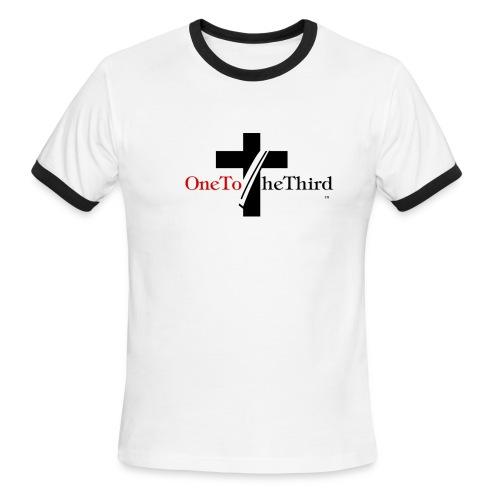 Trinity Math - Men's Ringer T-Shirt