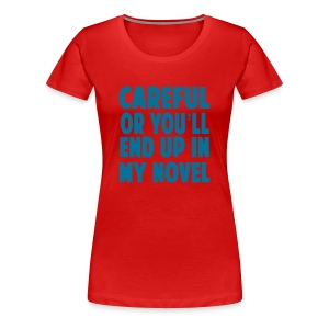 Novel - Women's Premium T-Shirt