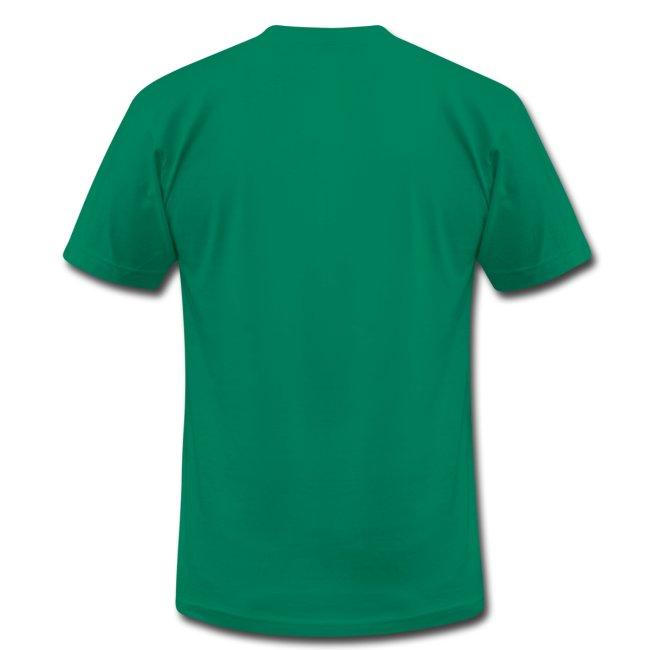 Men's Premium T-Shirt (Black Print)